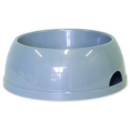 Miska DOG FANTASY plastová šedá 29,8 cm 2450ml