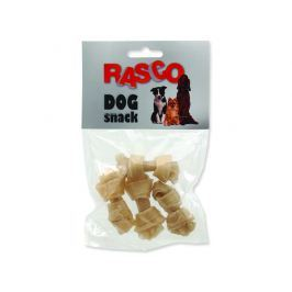 Uzle RASCO Dog buvolí 6,25 cm 4ks