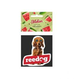 Reedog Air Fresh Vůně do auta/ Meloun