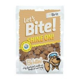 Brit pochoutka Let's Bite Shine On! 150g NEW