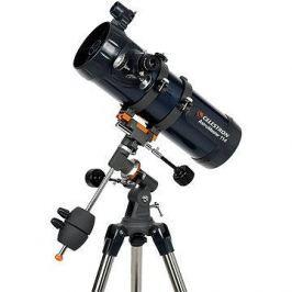 Celestron AstroMaster 114 EQ + 4mm okulár v balení zdarma