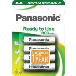 Panasonic Ready to Use AA HHR-3MVE/4B1 1900 mAh 3+1 ZDARMA
