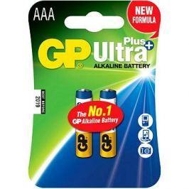 GP Ultra Plus LR03 (AAA) 2ks v blistru