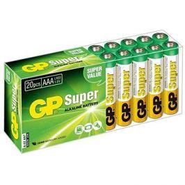 GP Super LR03 (AAA) 20ks v blistru