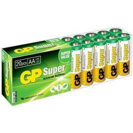 GP Super LR6 (AA) 20ks v blistru