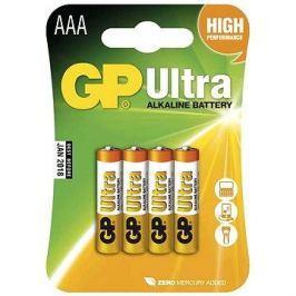 GP Ultra LR03 (AAA) 4ks v blistru