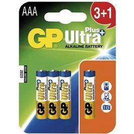 GP Ultra Plus LR03 (AAA) 3+1ks v blistru