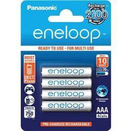 Panasonic eneloop AAA 750mAh 4ks