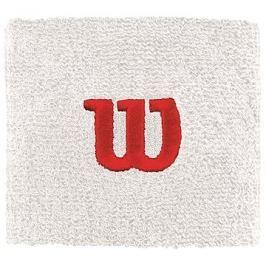 Wilson W Wristband White