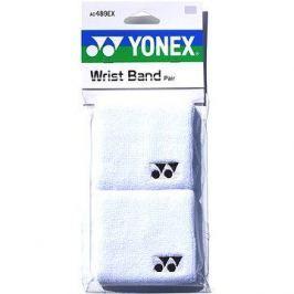 Yonex wristband bílé