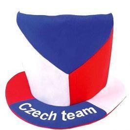Klobouk ČR vlajka