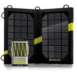 GoalZero Guide10 Plus Solar Recharging Kit