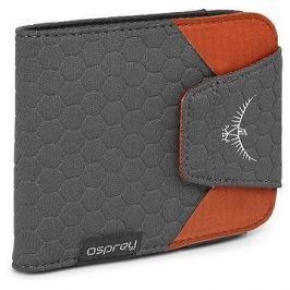 Osprey Quick Lock wallet, poppy orange