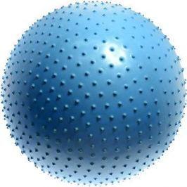Lifefit - Masážní gymnastický míč modrý 75 cm