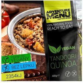 AdventureMenu - Tandoori Quinoa (VEGAN)