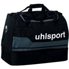 uhlsport BASIC LINE 2.0 PLAYERS BAG - black/anthra 50 L (50x28x36cm)