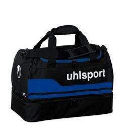 uhlsport BASIC LINE 2.0 PLAYERS BAG - black/royal 50 L (50x28x36cm)