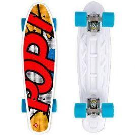Street Surfing Pop Board Souper Popsi Yellow
