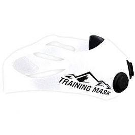 Elevation tréninková maska velikost M - bílá
