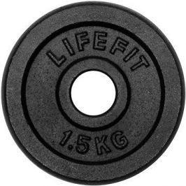 Kotouč Lifefit 1,5 kg / tyč 30 mm