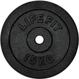 Kotouč Lifefit 15 kg / tyč 30 mm