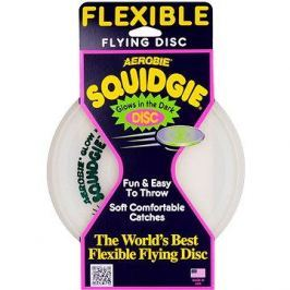 Aerobie Squidgie Disc 20cm - fosforeskující