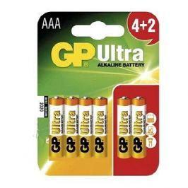 GP Ultra LR03 (AAA) 4+2ks v blistru