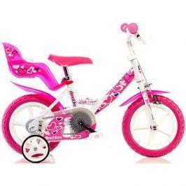 Dino Bikes 12 pink