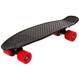 Street Surfing Fizz board black/red