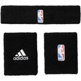 Adidas  NBA Wristband prus Headband Black Men