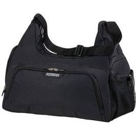 American Tourister Road Quest Female Gym Bag Solid Black