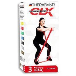 Thera - Band CLX středně silný červený