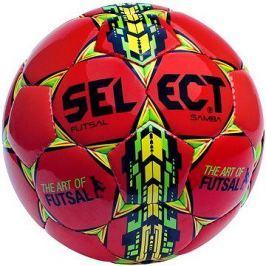 Select Futsal Samba, red vel. 4