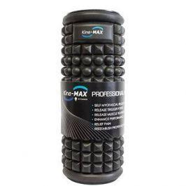 Kine-MAX Professional Massage Foam Roller - Masážní Válec Černý