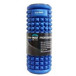 Kine-MAX Professional Massage Foam Roller - Masážní Válec - Modrý