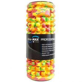 Kine-MAX Professional Massage Foam Roller - Masážní Válec - Candy