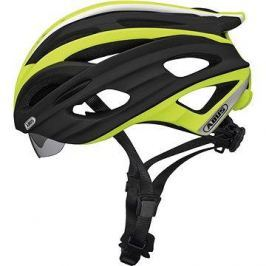 Abus In-Vizz race green vel. M