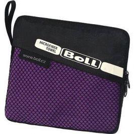 Boll Litetrek towel Jumbo, violet