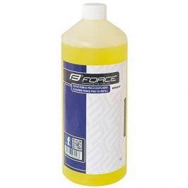 Force čistič Pro k doplnění - 1l - žlutý Extra