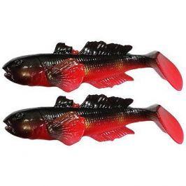 Savage Gear Hlaváč 3D Goby 16cm 62g 2ks Red Black