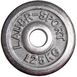 Acra Závaží chromové 1,25 kg / tyč 25 mm