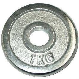 Acra Závaží chromové 1 kg / tyč 25 mm