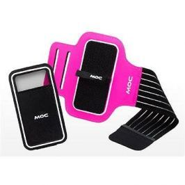 Moc Sport Armband with velcro pink velikost 89x167cm