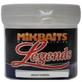 Mikbaits - Krvavý Huňáček Těsto Švestka Oliheň 200g