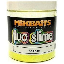 Mikbaits - Fluo slime obalovací Dip ananas N-BA 100g