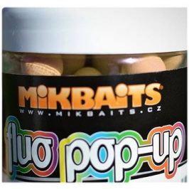 Mikbaits - Plovoucí fluo Pop-Up Půlnoční pomeranč 18mm 250ml