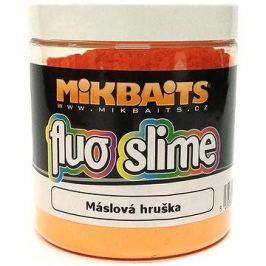 Mikbaits - Fluo slime obalovací Dip Máslová hruška 100g