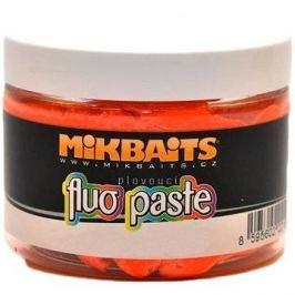 Mikbaits - Fluo paste plovoucí Těsto Pikantní Švestka 100g