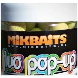 Mikbaits - Plovoucí fluo Pop-Up Zrající banán 18mm 250ml