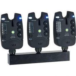 Anaconda - Sada hlásičů Nighthawk GSX-R6 3+1 Modrá